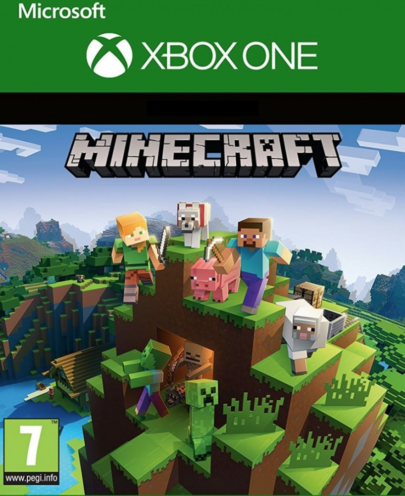 Xbox One Minecraft Base Game LE 44Z-00173