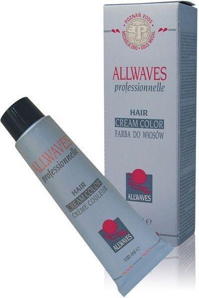 Allwaves Cream Color Farba do wlosow 100ml 9.33 2950