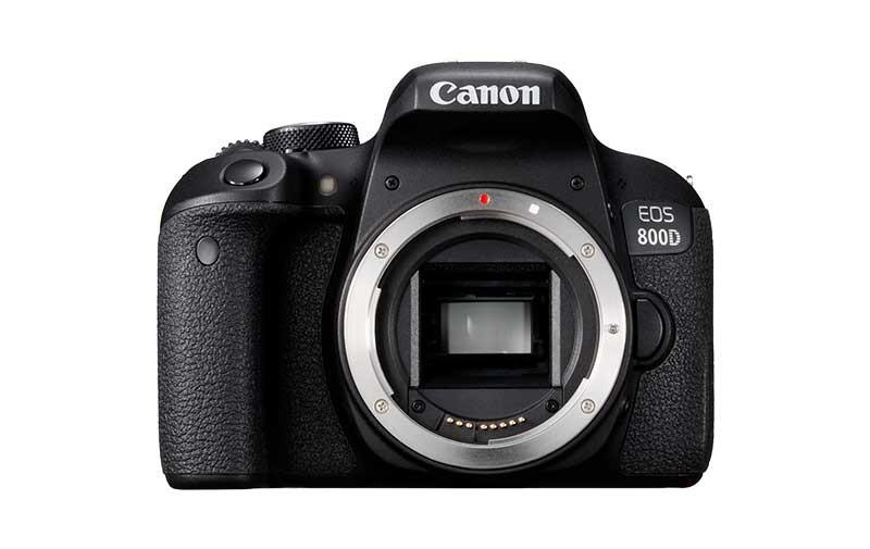 Canon EOS 800D KIT (18-55 mm IS STM) Spoguļkamera SLR