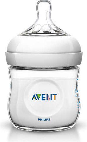 Avent Butelka Natural (SCF690/17) 125ml 0m+ SCF690/17 aksesuāri bērniem