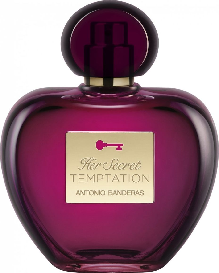 Antonio Banderas Her Secret Temptation EDT 50 ml 5019317 Smaržas sievietēm