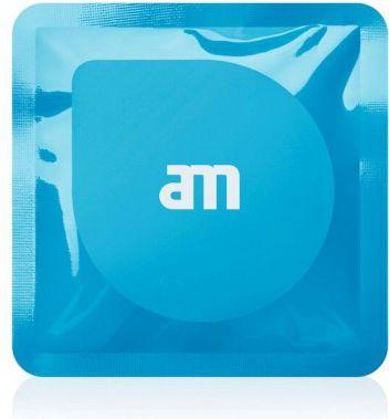 AM Lab Wipes 18x cleani ng tissues blue tīrīšanas līdzeklis