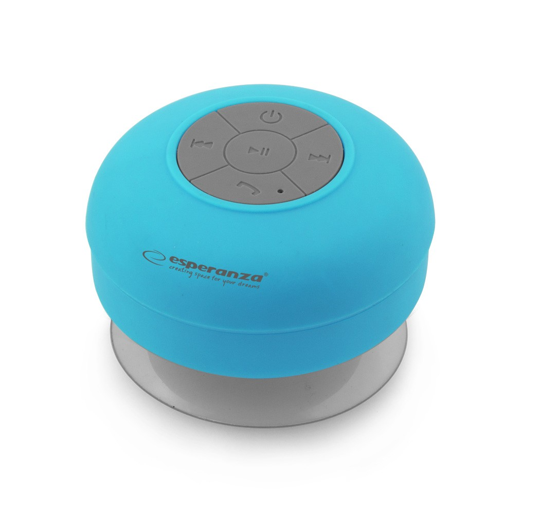 BLUETOOTH SPEAKER SPRINKLE BLUE pārnēsājamais skaļrunis