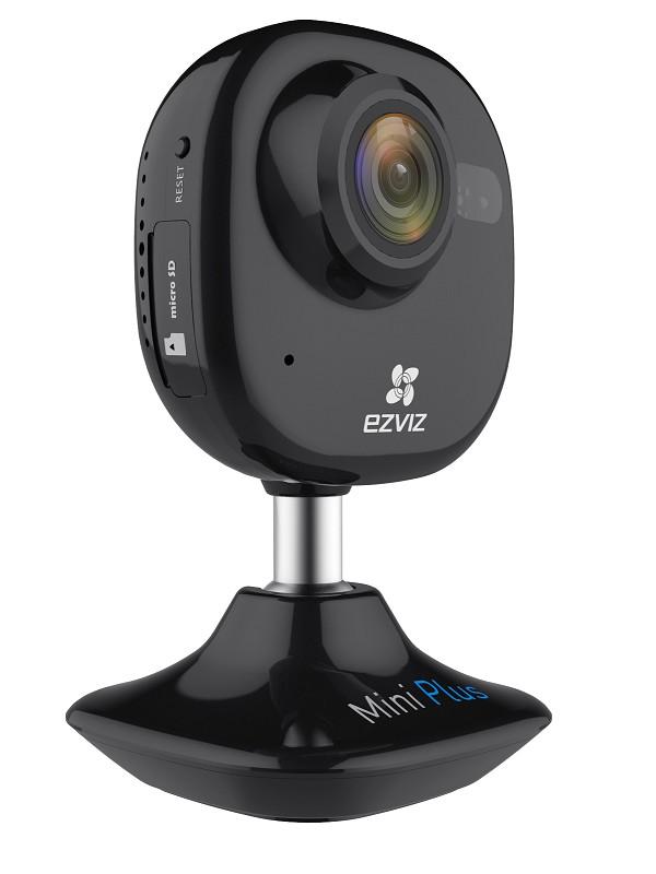 EZVIZ Mini Plus Black (CS-CV200-A0-52WFR) novērošanas kamera