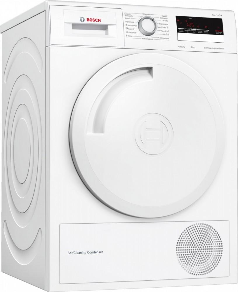 Wash dryer WTM85208PL Veļas žāvētājs