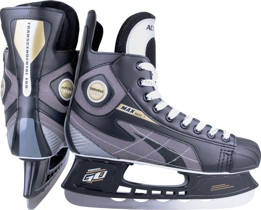 Action Lyzwy hokejowe Hoky Rozmiar 41 13300-41 Slidošanas un hokeja piederumi