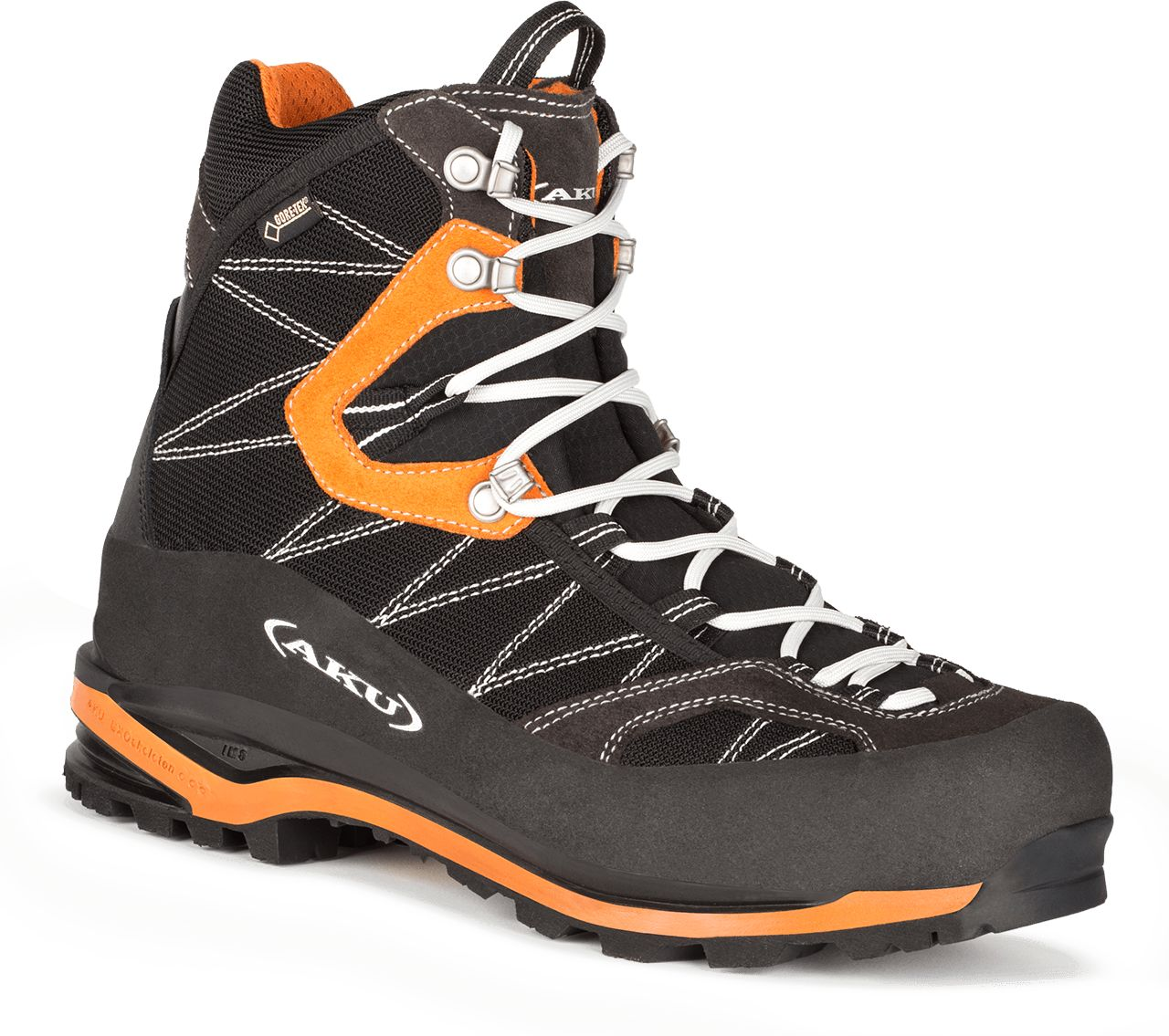 Aku Buty meskie Tangu Lite GTX black/ orange r. 42 975-108-8 Tūrisma apavi