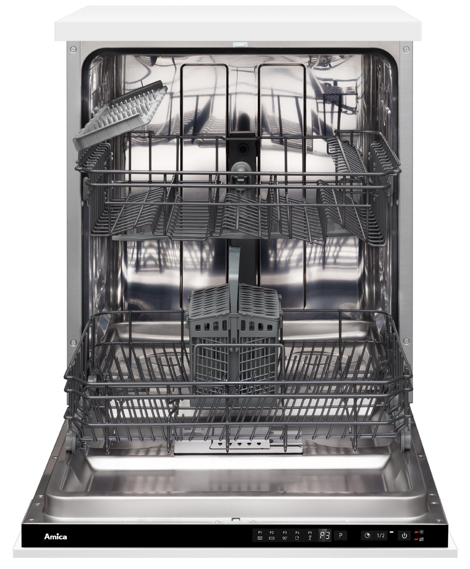 Dishwasher for installation Amica DIM625AH (width 59.8cm; Internal) DIM625AH Iebūvējamā Trauku mazgājamā mašīna