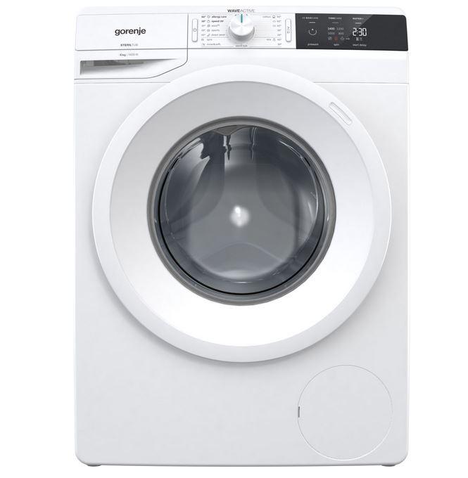 Washing machine slim WE64S3 Veļas mašīna
