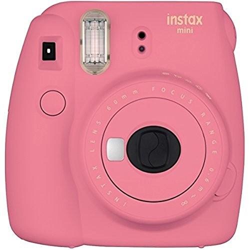 Instax Mini 9 pink FujiFilm Instax Mini 9 pink Digitālā kamera