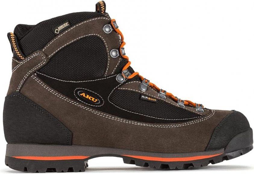 Aku Buty meskie Trekker Lite II GTX Antracite/Arancio r. 46 8032696535131 Tūrisma apavi