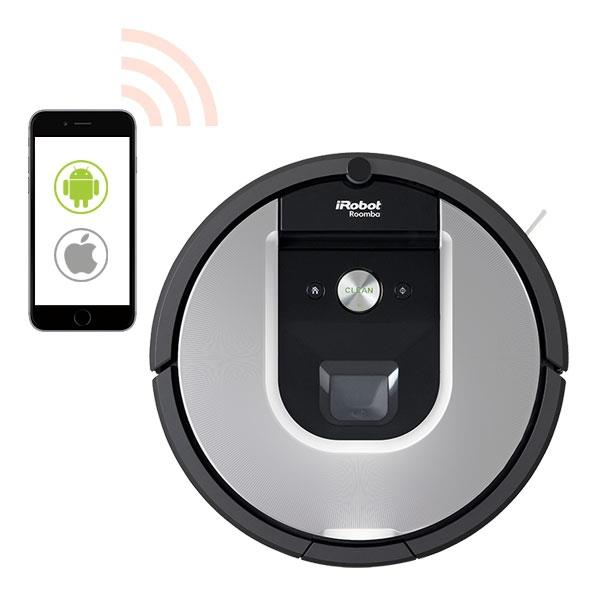 iRobot Roomba 965 Putekļu sūcējs