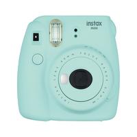 Fujifilm instax mini 9 set incl. Film ice blue Digitālā kamera