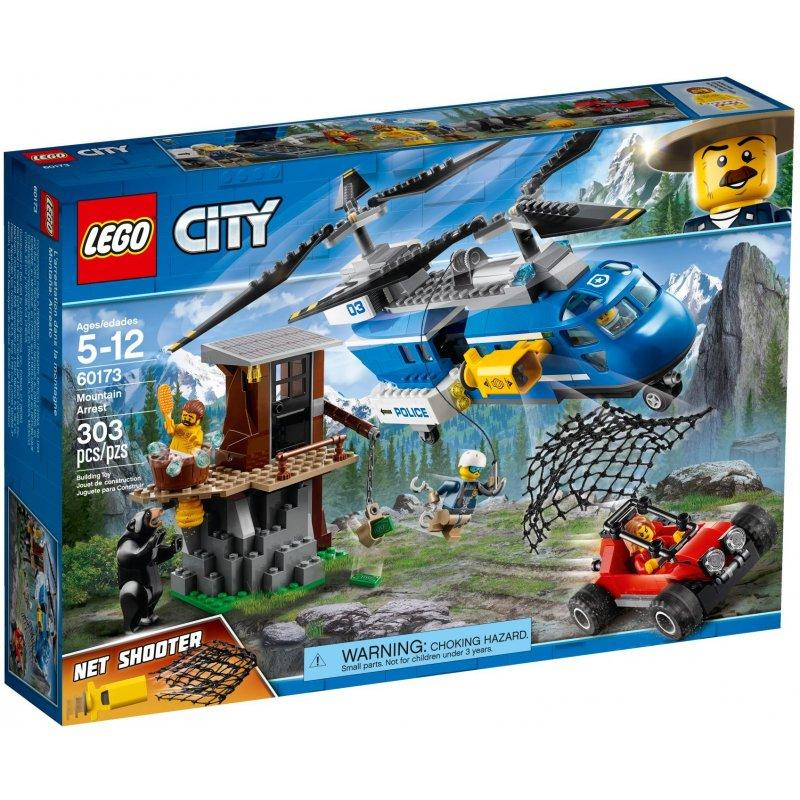LEGO City 60173 Mountain Arrest LEGO konstruktors