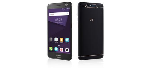ZTE Blade V8 4GB/64GB black Mobilais Telefons