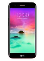 LG K10  2017 black Mobilais Telefons