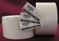 Zebra Label roll, 57x35mm thermal paper, 12 rolls/box 35-800999-009