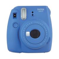 Fujifilm instax mini 9 set incl. Film cobalt blue Digitālā kamera