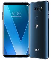 LG V30 (H930) - 6 - 64GB - Android - blue Mobilais Telefons