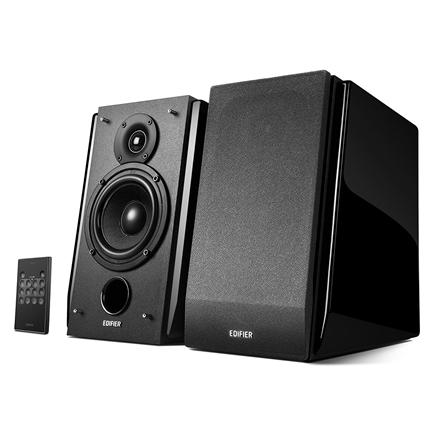Edifier Speakers R1850DB matte black 2, 16x2 + 19x2 W datoru skaļruņi