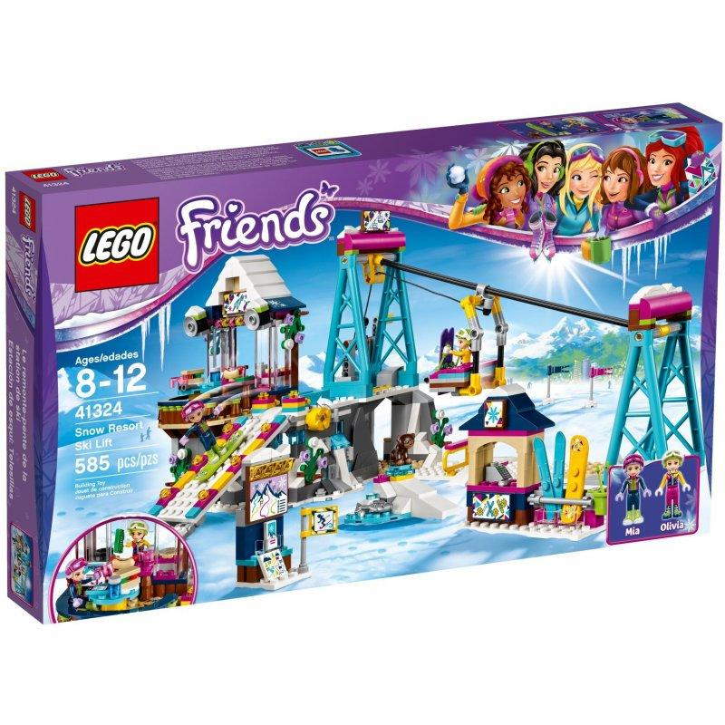 LEGO Friends - Snow Resort Ski Lift - 41324 LEGO konstruktors