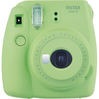 Fujifilm instax mini 9 set incl. Film Lime Green Digitālā kamera