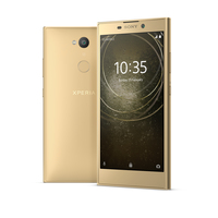Sony Xperia L2 - 5.5 - 32GB - Android - gold Mobilais Telefons
