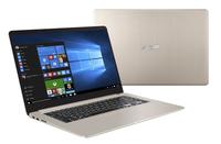ASUS VivoBook S510 S510UQ-BQ189T W10 Portatīvais dators