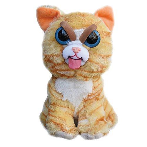 Goliath Feisty Pets Orange Cat 20 cm