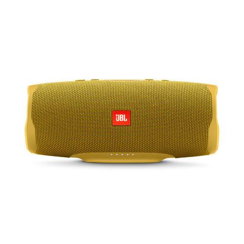 JBL Charge 4, Portable Bluetooth speaker, 30W, Waterproof, 7500mAh, Yellow pārnēsājamais skaļrunis
