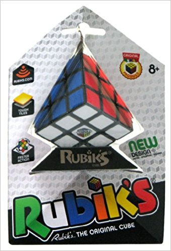 RUBIKS 3x3x3 PYRAMID RUBIKS galda spēle