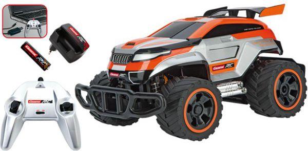 Carrera Off Road Orange Breaker 2 Radiovadāmā rotaļlieta