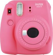 Instax Mini 9 + 10 instant picture film 62 x 46 mm Pink (70100138448) 70100140245 Digitālā kamera