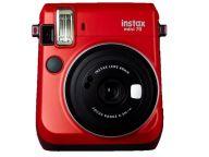 Fujifilm Instax Mini 70 Red Digitālā kamera