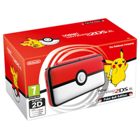 New Nintendo 2DS XL Pokeball Edition spēļu konsole