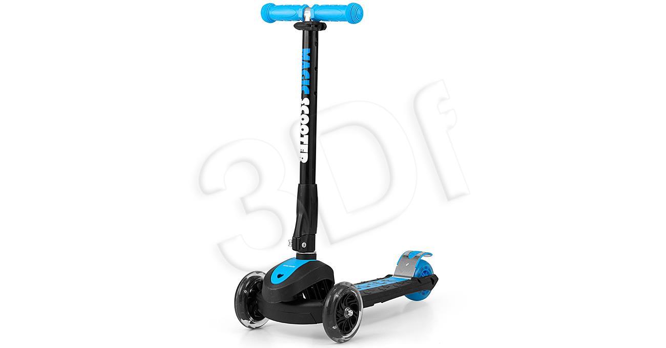 Milly Mally Scooter Magic Blue ML-1591 Skrejriteņi