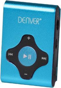 Denver MPS-409 MK2 Blue 5706751036521 111171000520 MP3 atskaņotājs