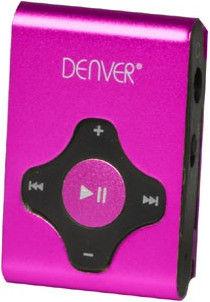 Denver MPS-409 MK2 Pink 5706751036491 111171000510 MP3 atskaņotājs