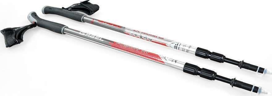 Gabel Kije Nordic Walking Fusion XT FL Red / Antara 66-145 cm
