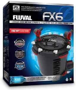 HAGEN FLUVAL FILTER FX6 akvārija filtrs