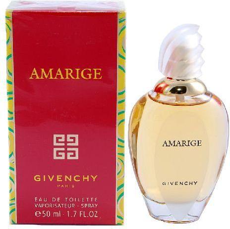 Givenchy Amarige EDT 50ml 3274878122554 Smaržas sievietēm