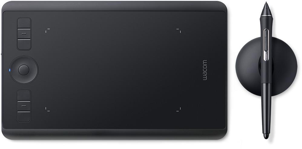 Wacom grafiskā planšete Intuos Pro S (PTH-460/K0-BX) grafiskā planšete