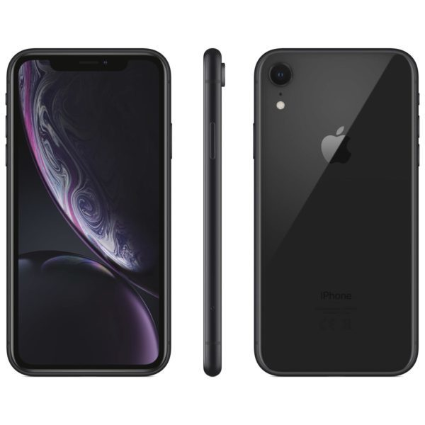 Apple iPhone XR 64GB Black Mobilais Telefons