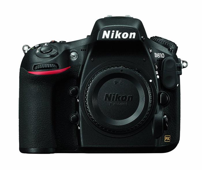 Nikon D810 Body D810 Spoguļkamera SLR