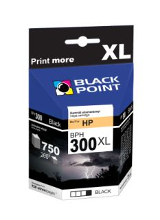 Black Point HP No 300XL (CC641EE)