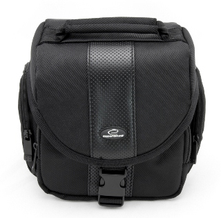 ESPERANZA Bag / Case for Digital camera and Accessories ET145 | Black soma foto, video aksesuāriem