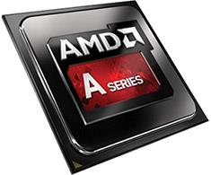 AMD A10-9700 3,5 GHz (Bristol Ridge), Radeon R7, Sockel AM4 - bo CPU, procesors