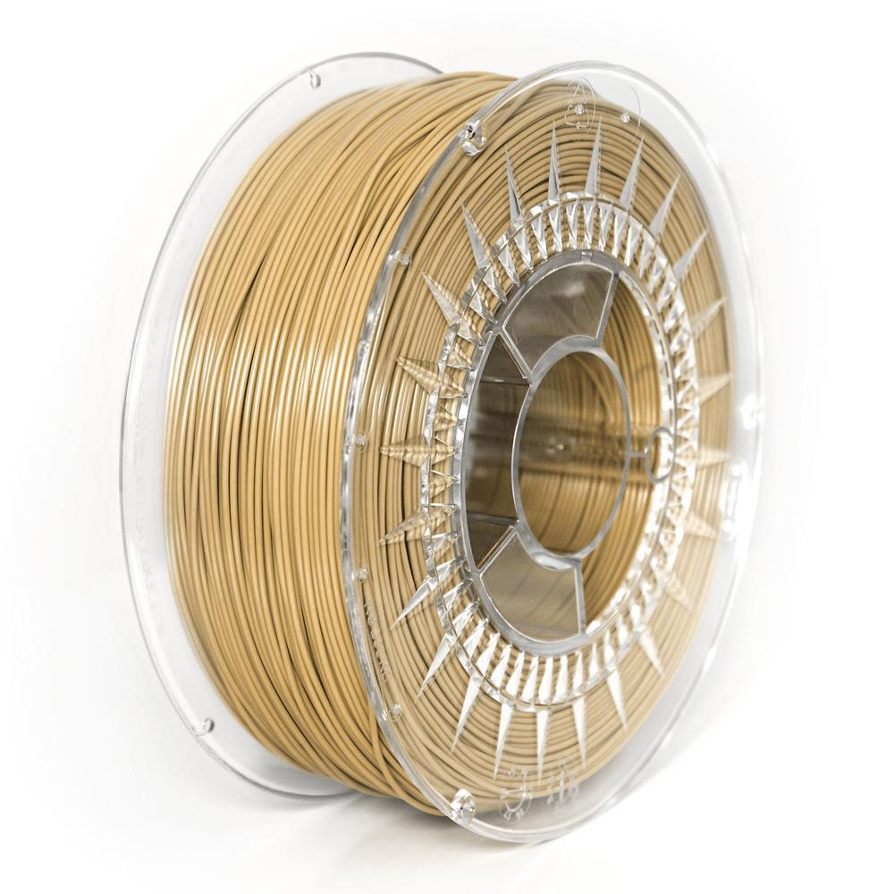 Filament DEVIL DESIGN / ABS / BEIGE / 1,75 mm / 1 kg. 3D printēšanas materiāls