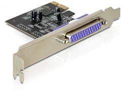 Delock card pci express -> lpt (Db25) karte