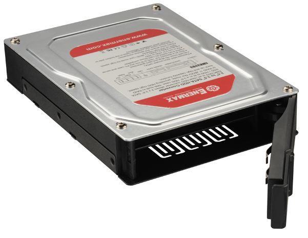 Enermax 2x2,5'' to 3,5'' HDD Converter cietā diska korpuss